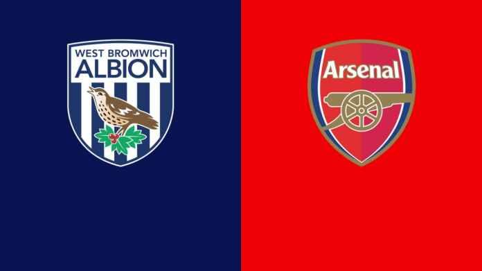 Prediksi West Brom vs Arsenal, Premier League 3 Januari 2021