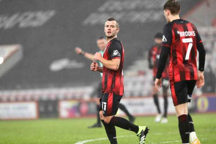 Wilshere Ungkap Targetnya Usai Gabung Bournemouth