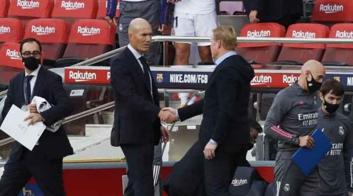 Legenda Brasil: Ronald Koeman Lebih Baik Dibanding Zinedine Zidane
