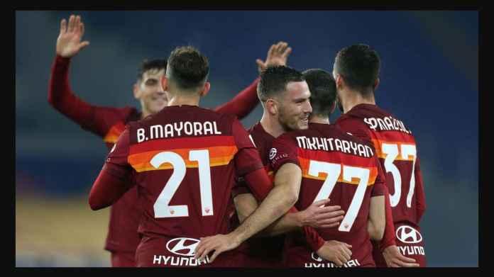 Hasil Liga Italia Tadi Malam: AS Roma Pesta Gol, Pemain Real Madrid Berperan 2 Gol