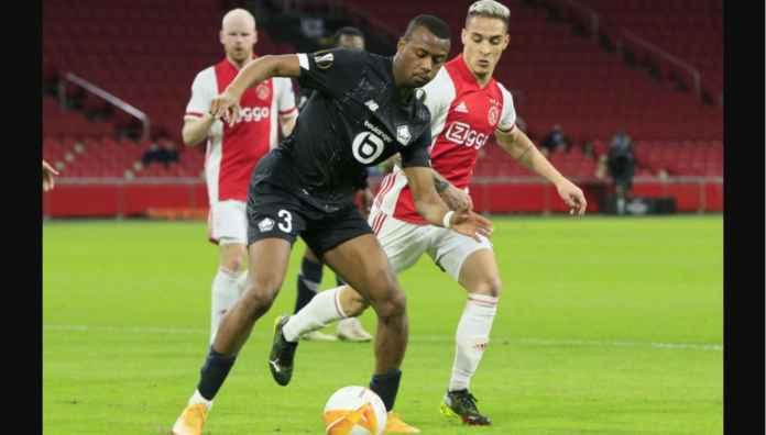 Hasil Liga Europa: Ajax Akhiri Langkah Lille, Pencetak 6 Gol Yusuf Yazici Tak Bisa Hattrick Lagi