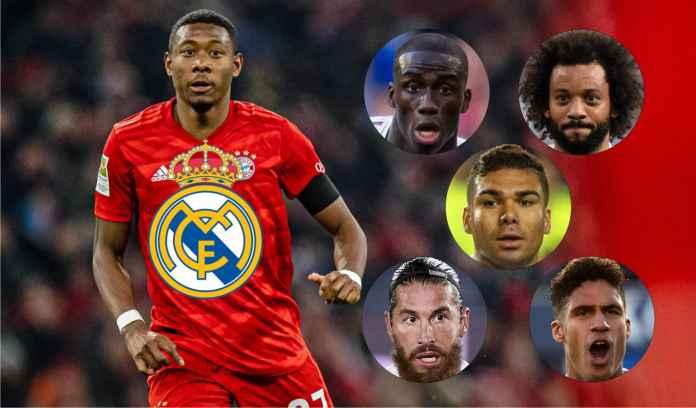 Solusi Untuk Tiga Masalah Sekaligus, Alasan David Alaba Sempurna Bagi Real Madrid!
