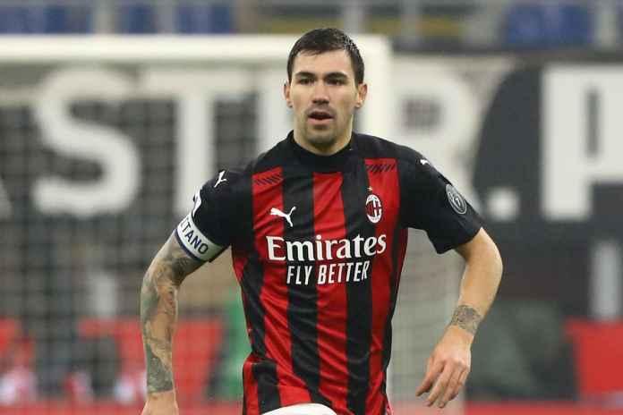 Alessio Romagnoli Ingin Milan Bersatu Setelah Dihajar Inter