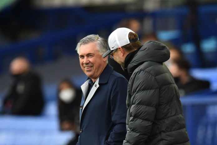 Ancelotti Dinilai Pelatih Berkelas Setelah Lumat Liverpool