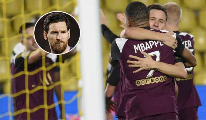 Tampil Beda, Pemain PSG Ini Malah Ragu Timnya Bisa Rekrut Lionel Messi