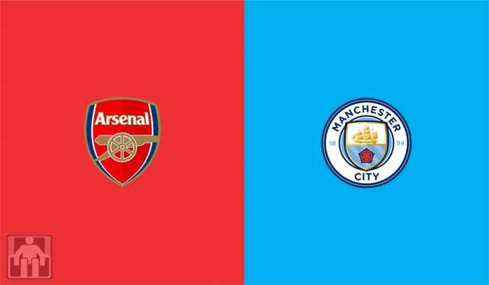 Prediksi Arsenal vs Manchester City, Bisa Hentikan Rekor Kemenangan Citizens, Gunners?