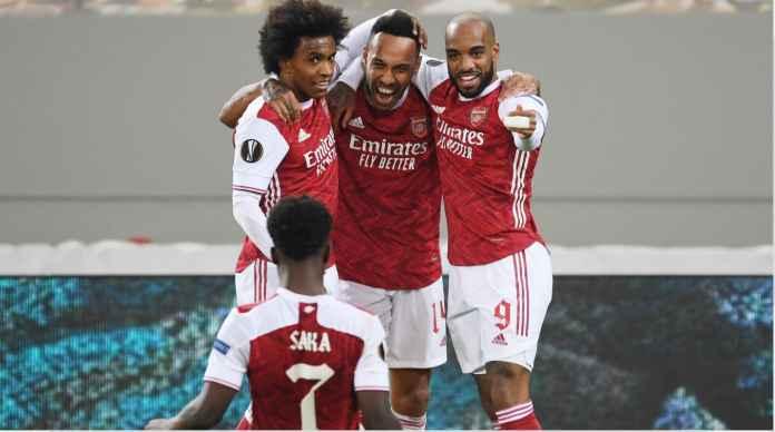 Hasil Liga Europa: Pemain berusia 19 tahun menyelamatkan Arsenal. Tadi malam, Berhak masuk 16 besar