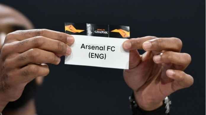 Hasil Drawing Liga Europa: Arsenal Lima Menang dan Lima Kalah Lawan Olympiakos dan Akan Tandang Lebih Dulu