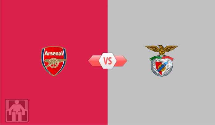 Prediksi Arsenal vs Benfica, Tuntaskan Sekarang, Jangan Lakukan Kesalahan, Gunners!