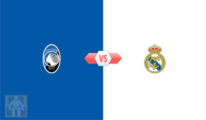 Prediksi Atalanta vs Real Madrid, Manfaatkan La Dea, Los Blancos Lagi Krisis Pemain!