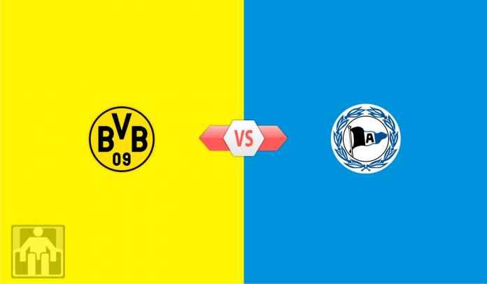 Prediksi Borussia Dortmund vs Arminia Bielefeld, Kejar Empat Besar Demi Haaland!