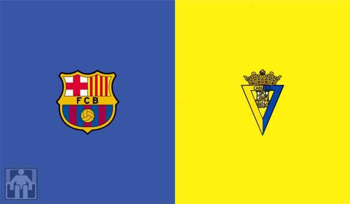 Prediksi Barcelona vs Cadiz, Bangkit, Buktikan Blaugrana Bukan Tim Kaleng-Kaleng!