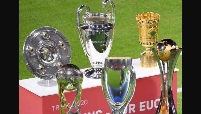 Bayern Munchen Samai Rekor Barcelona, Raih Enam Trofi Elit Jerman, Eropa dan Dunia