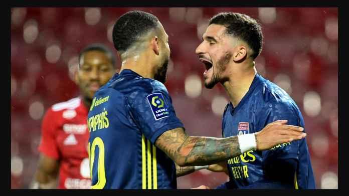 Mantan Bintang Manchester United Bawa Lyon Puncaki Liga Perancis