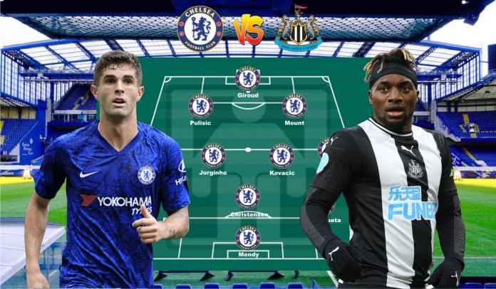 Prediksi Formasi Chelsea vs Newcastle United, Buru Kemenangan Kelima Beruntun!