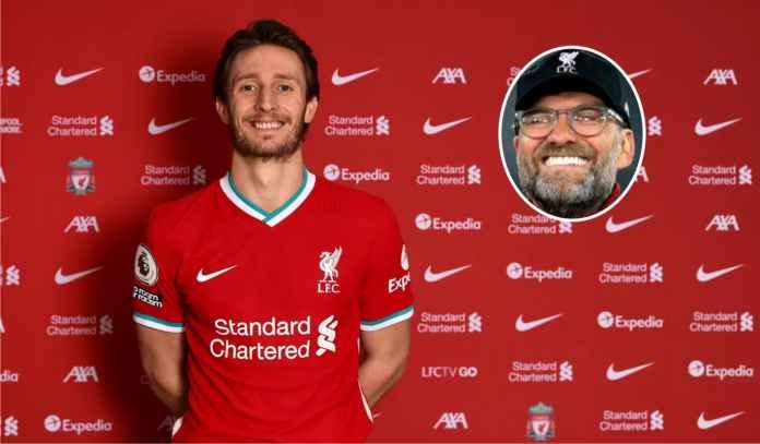 Ini Komentar Jurgen Klopp Usai Liverpool Resmi Umumkan Transfer Ben Davies