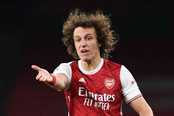 David Luiz Dirayu Kembali Bermain di Portugal