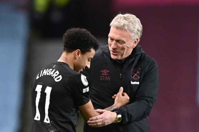 David Moyes Mau Permanenkan Lingard di West Ham