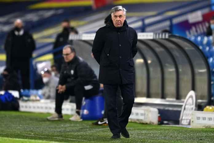 Everton Dibuat Cemas Jelang Hadapi Tottenham Hotspur