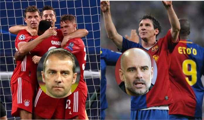 Tak Terima Gelar Sixtuple Disamai, Guardiola : Ayo Diadu Bayern vs Barcelona 2009!
