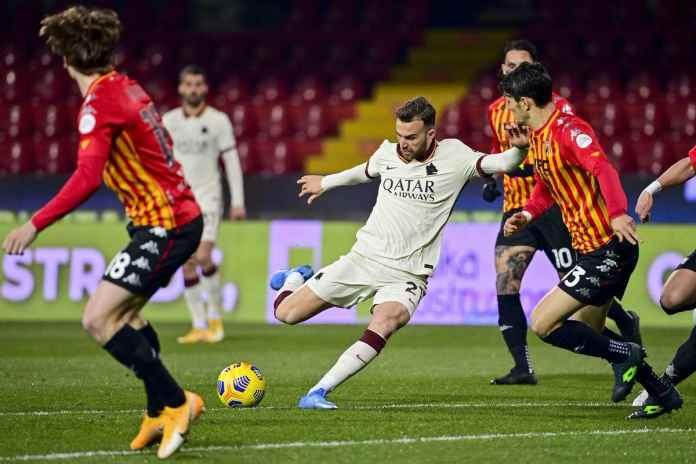 Fonseca Geram AS Roma Gagal Lumat Benevento