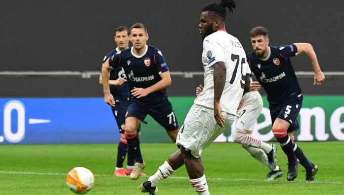Hasil Liga Europa: AC Milan Lolos 16 Besar Berkat Agresifitas Gol Tandang