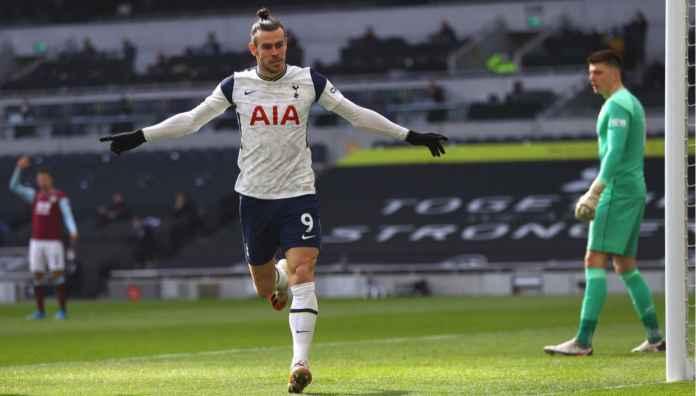 Hasil Liga Inggris: Gareth Bale Sudah 3 Gol Liga, 8 Gol Total Bagi Tottenham