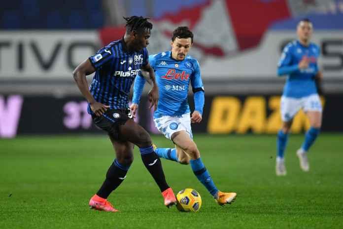 Gasperini Lega Atalanta Sukses Bekuk Napoli