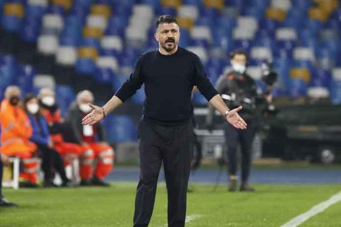 Gattuso Belum Lempar Handuk di Serie A