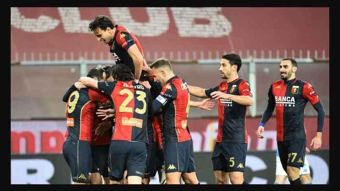 Hasil Liga Italia: Mantan Pemain Napoli 3 Musim Gagalkan Skuad Gennaro Gattuso Naik ke Ranking Keempat