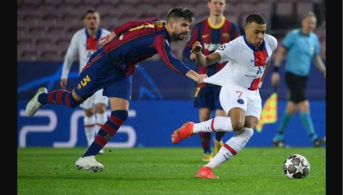 Pemain 20 Tahun dan 34 Tahun Barcelona Jadi Penyebab Kekalahan 1-4 Oleh PSG Tadi Malam