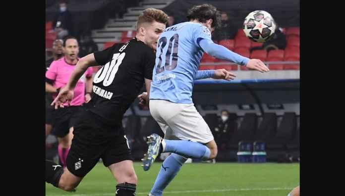 Hasil Liga Champions: Manchester City Paksa Gladbach Tak Bisa Lepaskan Satu Pun Shot on Target