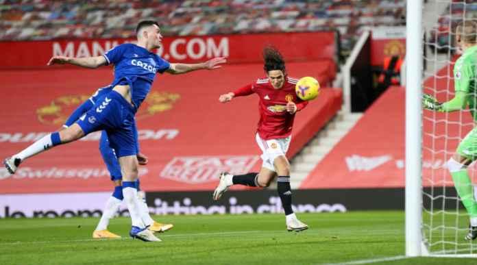 Gol Cavani Kukuhkan Striker Manchester United Sebagai Kepala Kedua Paling Berbahaya di Liga Inggris