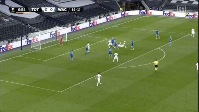 Hasil Liga Europa: Gareth Bale Satu Gol, Tottenham Melaju ke 16 Besar, Menang 4-0, Agregat 8-1 Tadi Malam