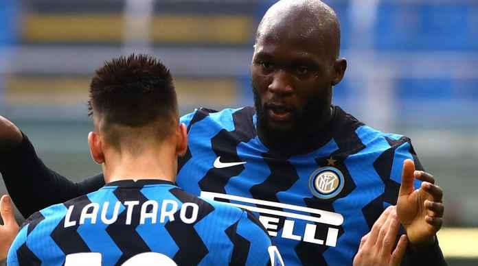 Inter Unggul Duluan Dalam Derby Milan, Lukaku Tertawa Lebih Awal Daripada Ibrahimovic