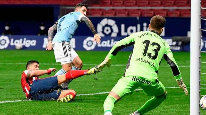 Hasil Liga Spanyol: 2 Gol Luis Suarez Gagal Beri Atletico Madrid Kemenangan, Tapi Samai Rekor Cristiano Ronaldo
