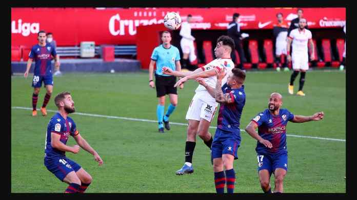 Hasil Liga Spanyol: Sevilla Dalam Waktu 2 Hari Sudah Dua Kali Kecewakan Barcelona
