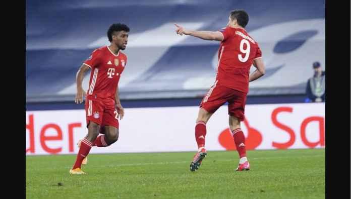 Liga Champions: Mateo Musacchio Membantu Gol Pertama Bayern Munich