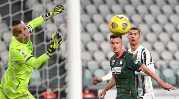 Hasil Liga Italia: Juventus Menang, Kepala Maut Ronaldo 2 Gol, Rebut Kembali Puncak Top Skor Serie A