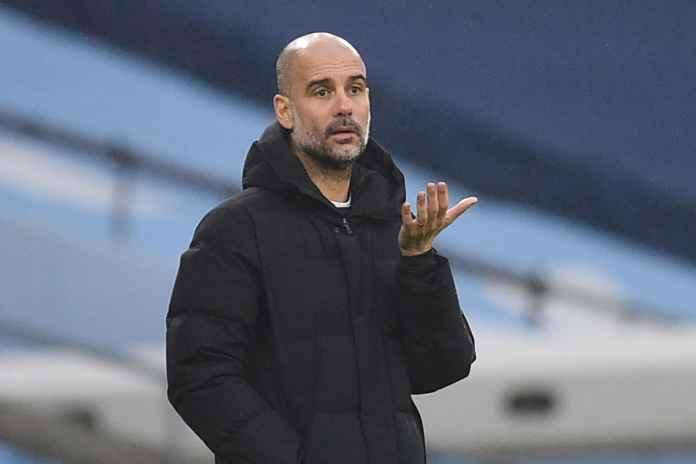 Guardiola Masih Khawatir dengan Posisi Man City