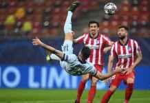 Hasil Atletico Madrid vs Chelsea di leg pertama babak 16 besar Liga Champions