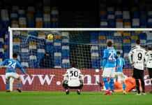 Hasil Napoli vs Juventus - Hasil Liga Italia Serie A - Lorenzo Insigne
