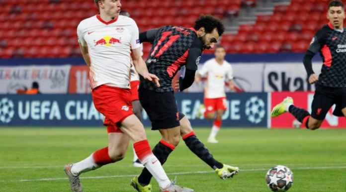 Hasil RB Leipzig vs Liverpool di babak 16 besar Liga Champions - Mohamed Salah dan Sadio Mane cetak gol