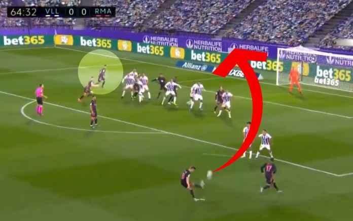 Hasil Real Valladolid vs Real Madrid di Liga Spanyol - Gol Casemiro di babak kedua
