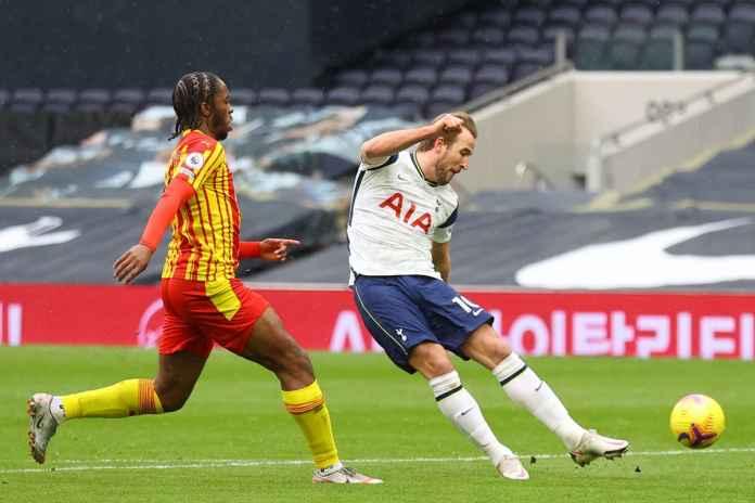 Hasil Tottenham Hotspur vs West Brom, Spurs Akhiri Tiga Laga Tanpa Kemenangan