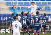 Hasil bola Huesca vs Real Madrid di Hasil Liga Spanyol
