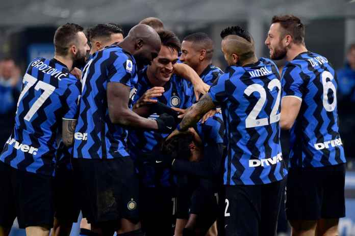 Inter Milan Pede Lolos ke Final Coppa Italia