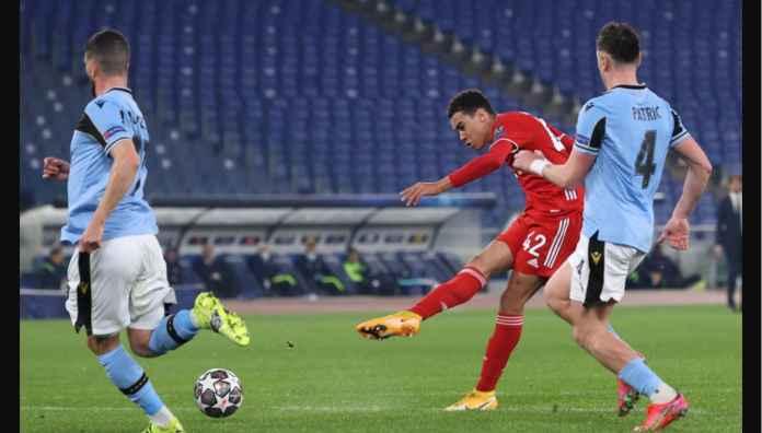 Hasil Liga Champions: Bayern Munchen Terlalu Kuat Bagi Lazio, 4 Gol Jelang Leg Kedua