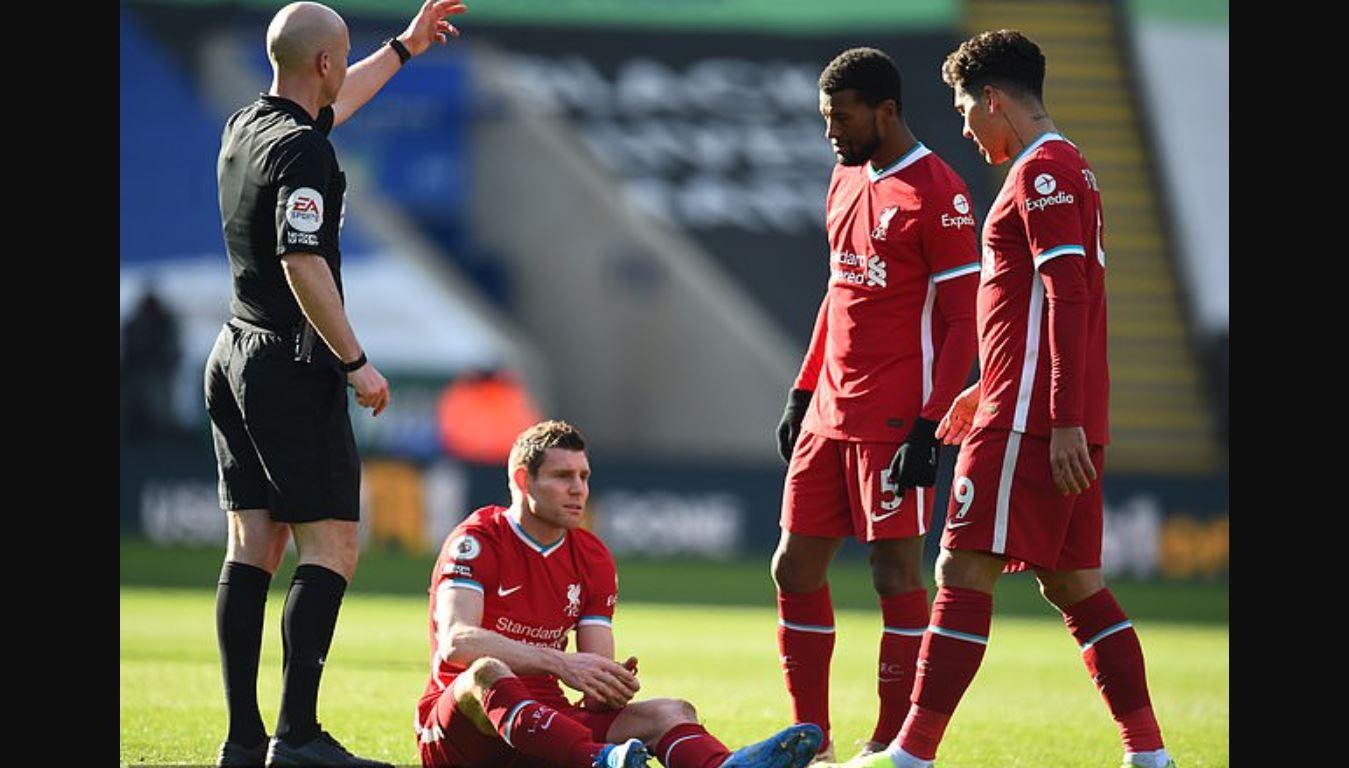 James Milner versus Leicester City