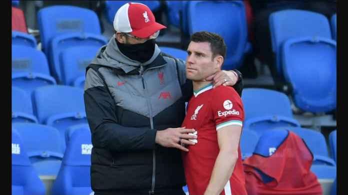 James Milner Cedera di Leicester City Tadi Malam, Pemain Keempat Liverpool yang Minggir Dalam 6 Hari